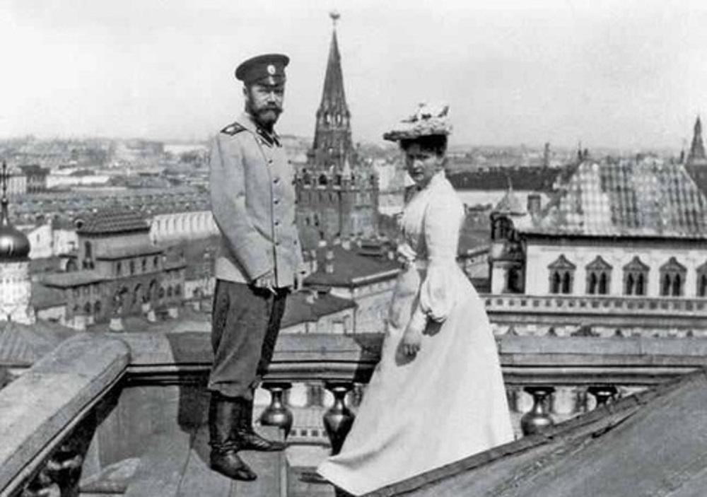 публичная история rupublichistory Николай II Moscow